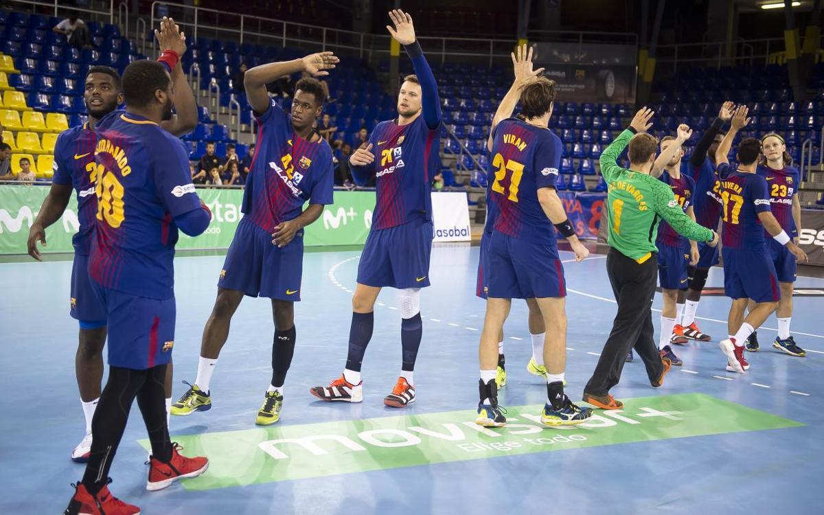FC Barcelona Lassa – IFK Kristianstad: La Champions torna a trepitjar el Palau