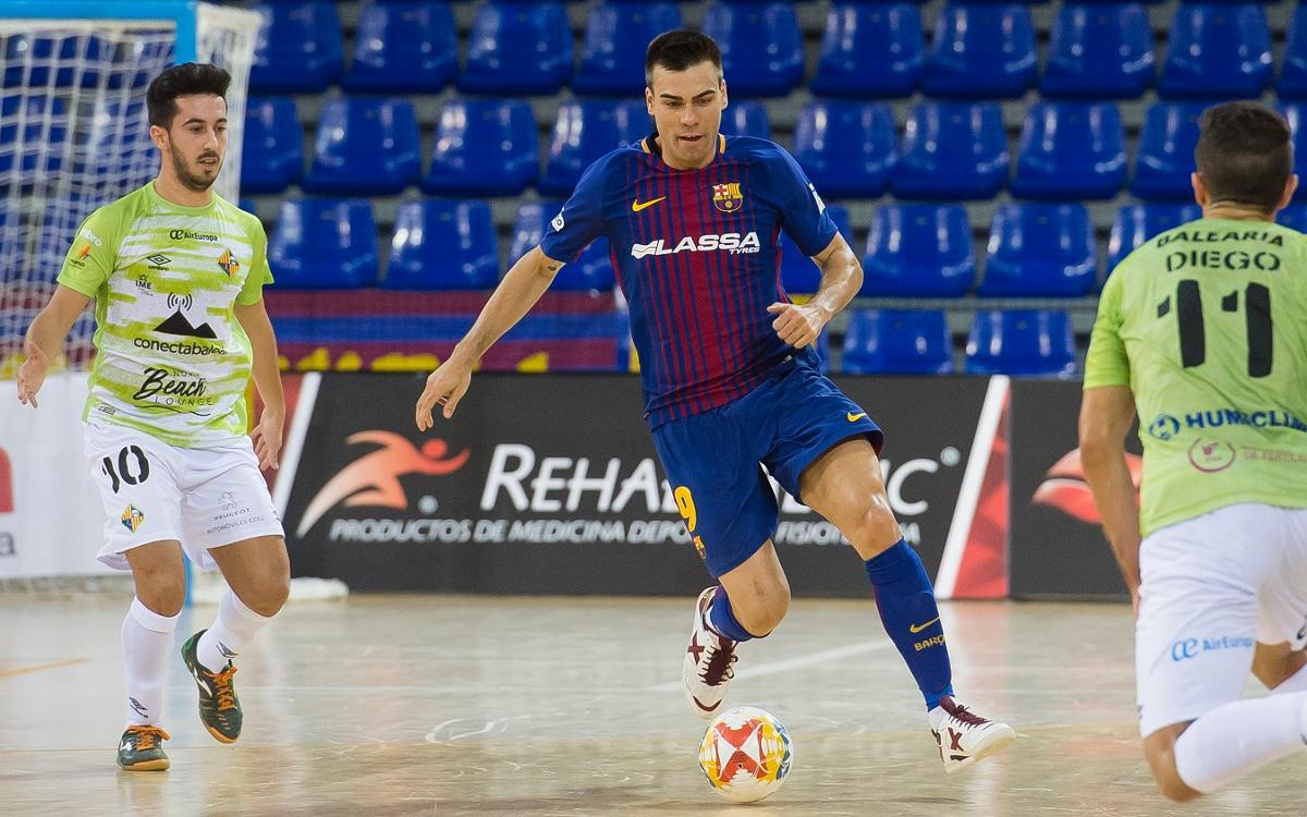 Sergio Lozano, baja por lesión muscular