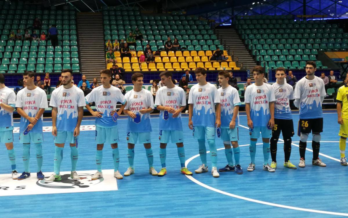 El Barça Lassa B finalitza tercer a Polònia