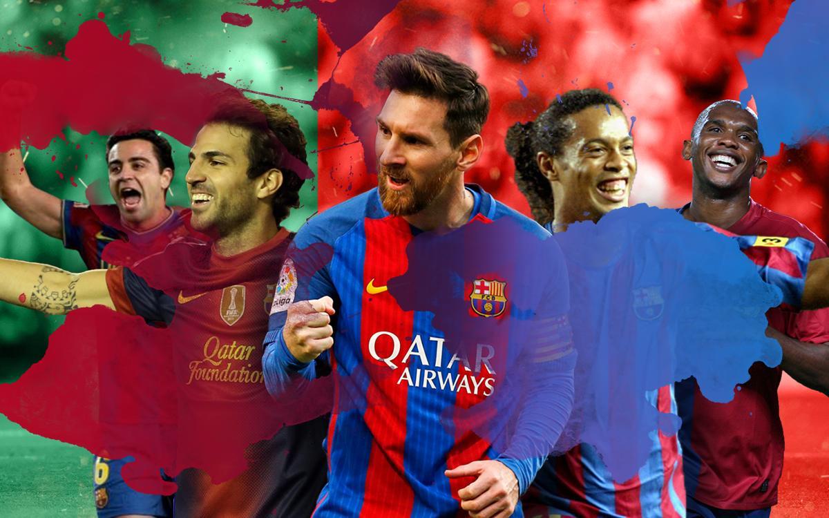 Los mejores goles contra equipos portugueses