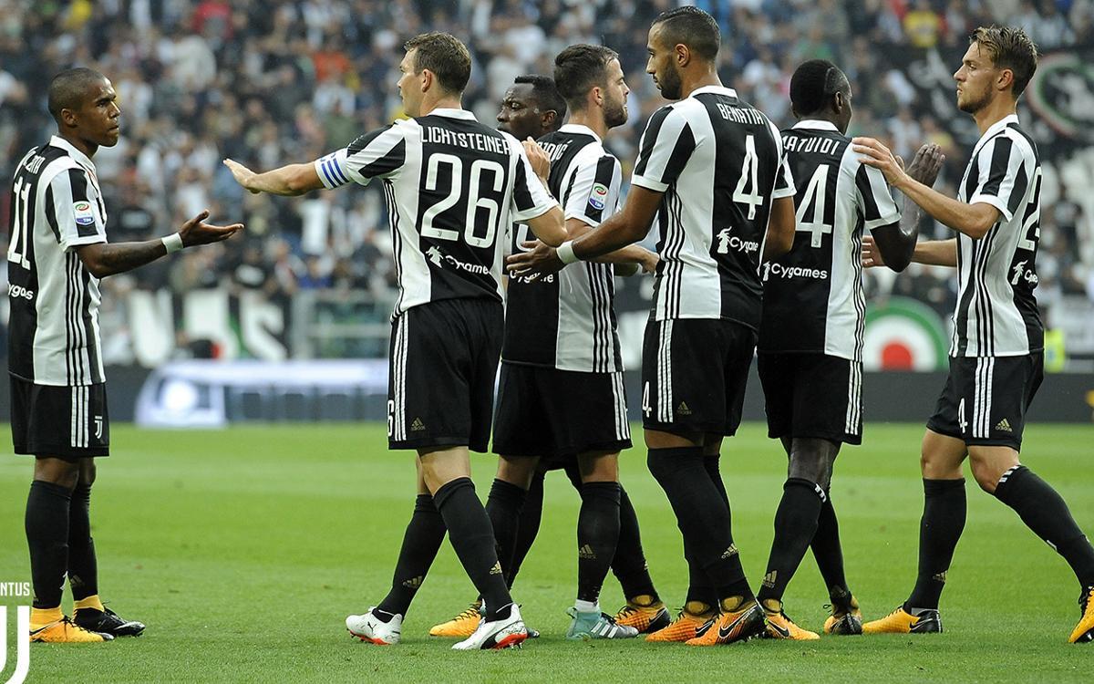 La Juventus gana antes de visitar el Camp Nou