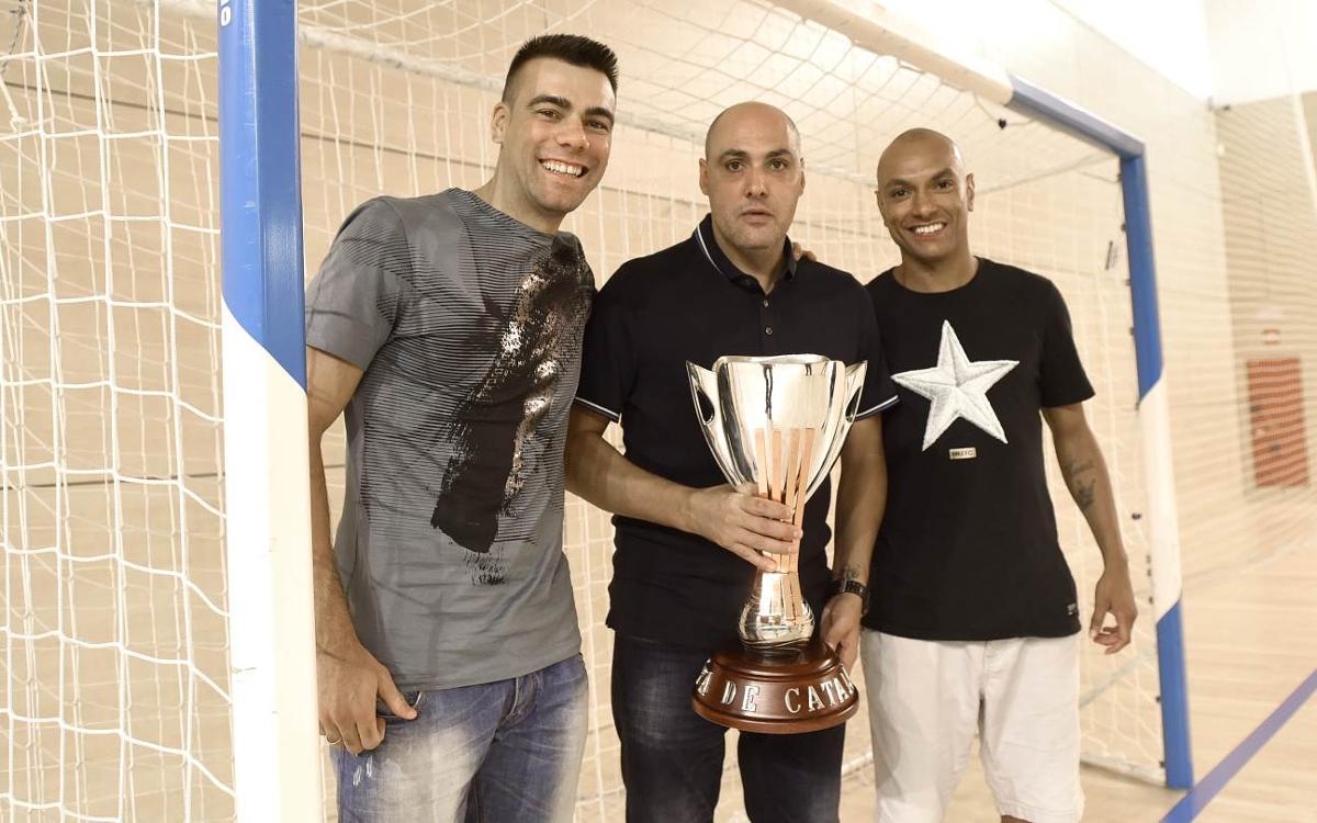 Una Copa Catalunya entre amigos