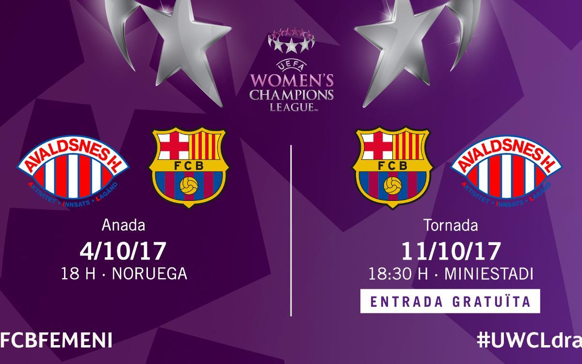 Los horarios de la Champions League, confirmados