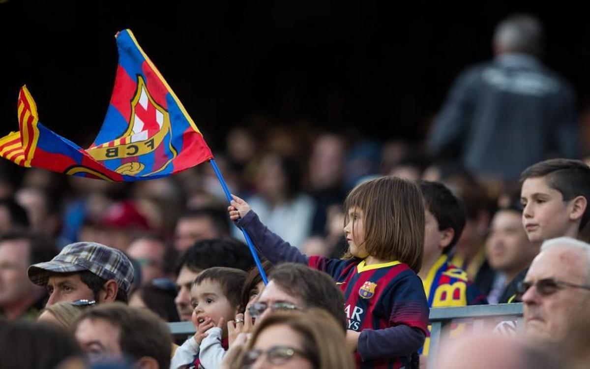 Exhaurides les entrades gratuïtes reservades per a nens i passaports infantil i sènior per al partit de las Palmas