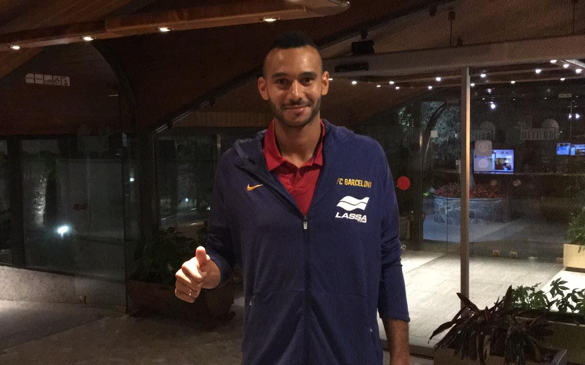 Adam Hanga s'incorpora a la disciplina del Barça Lassa