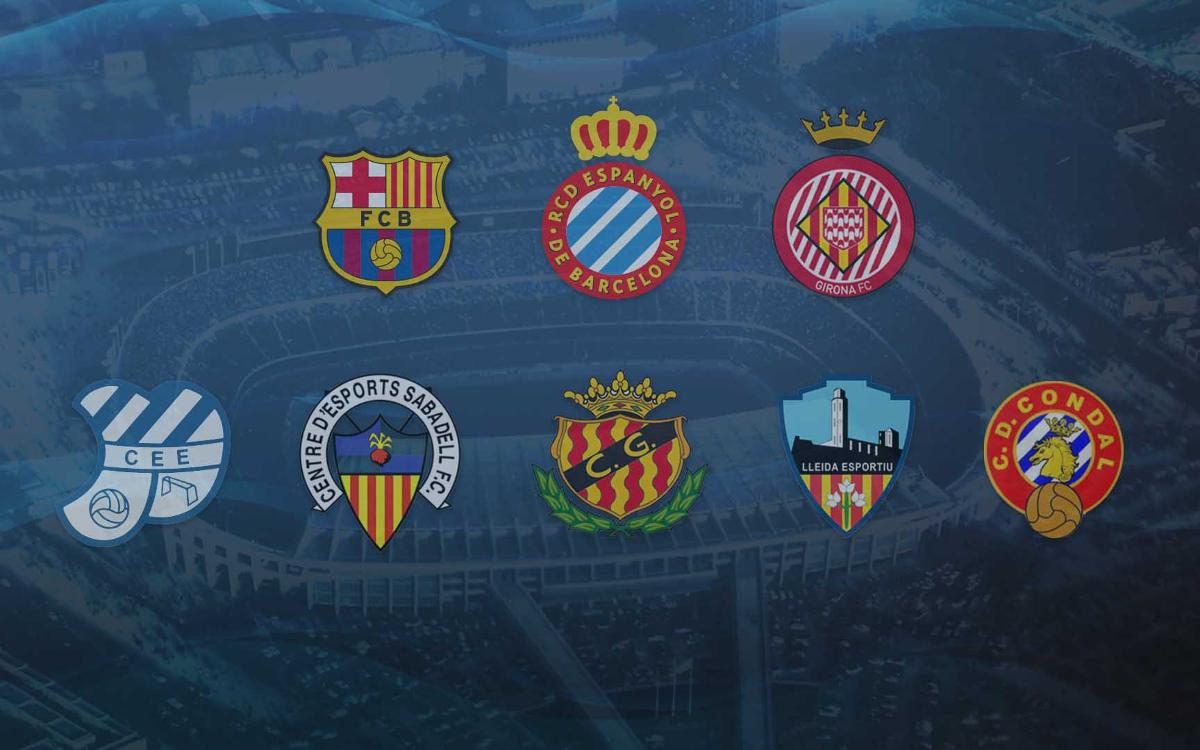 Girona, the latest Catalan club to appear in La Liga