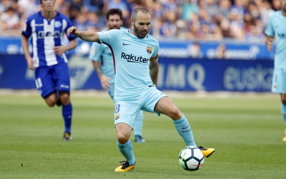 Partits decisius per als jugadors del FC Barcelona amb les seves seleccions