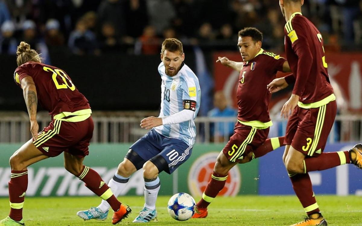 バルサ所属の南米代表選手の間で明暗