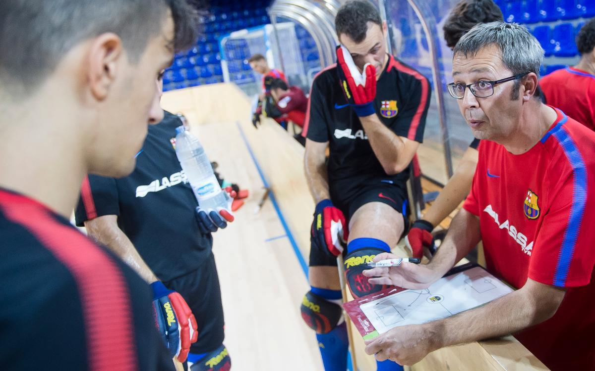 FC Barcelona Lassa – ICG Software Lleida: 106 dies després...