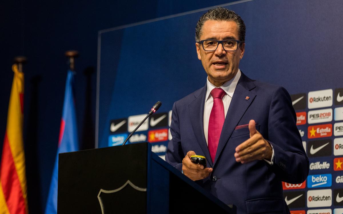 Aprobación del presupuesto de la temporada 2017/18 con una previsión de ingresos récord: 897 millones de euros