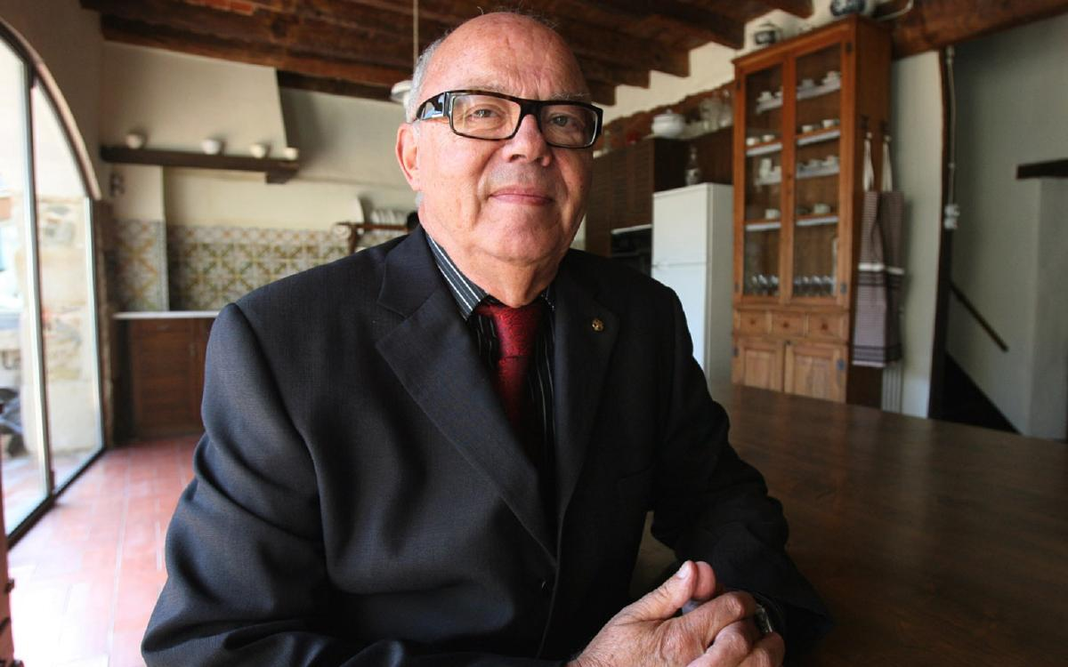 Muere Jacint Borràs, ex-directivo del Club en dos etapas diferentes