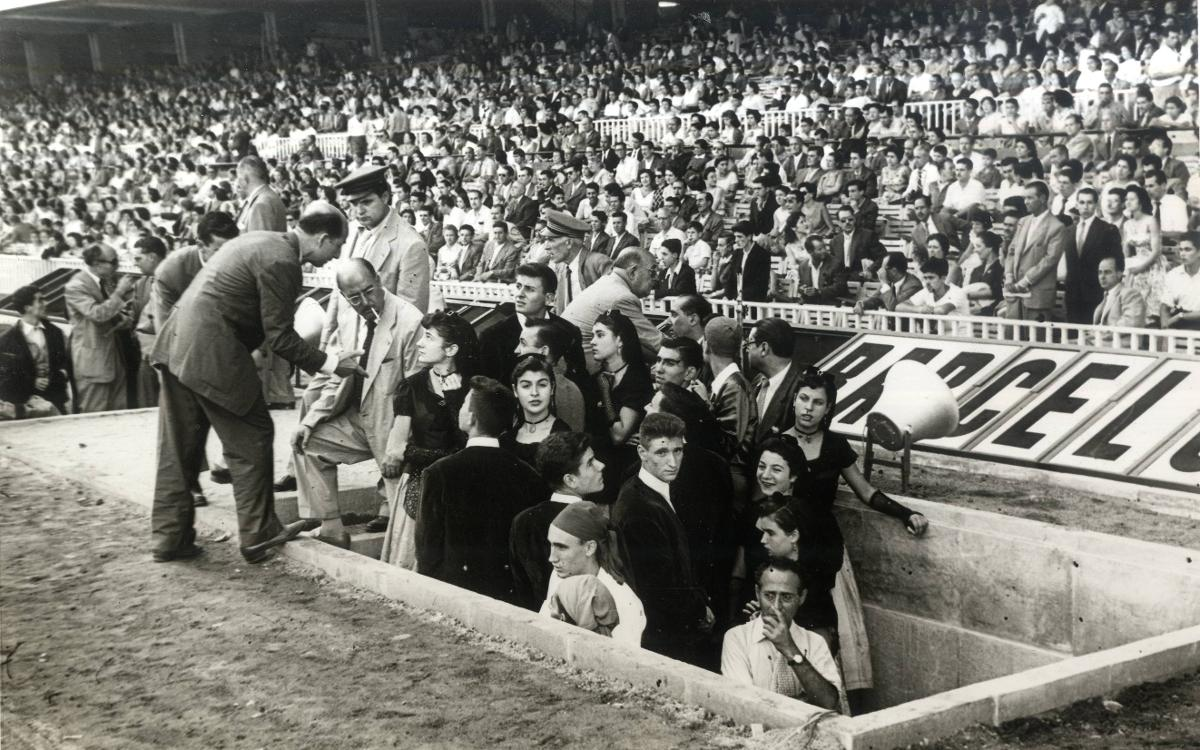 24 September 1957: The day the Camp Nou dream came true at last