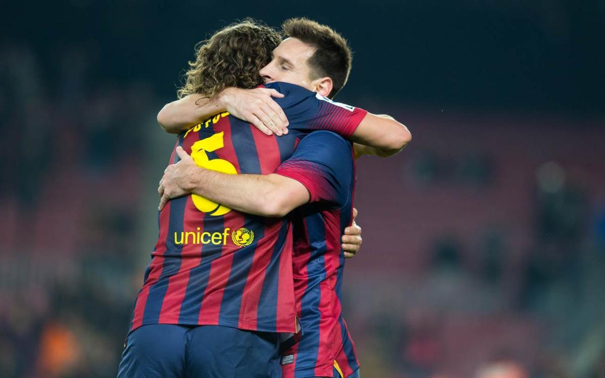 レオ・メッシがカルラス・プジョルに並びクラブ歴代3位の試合出場