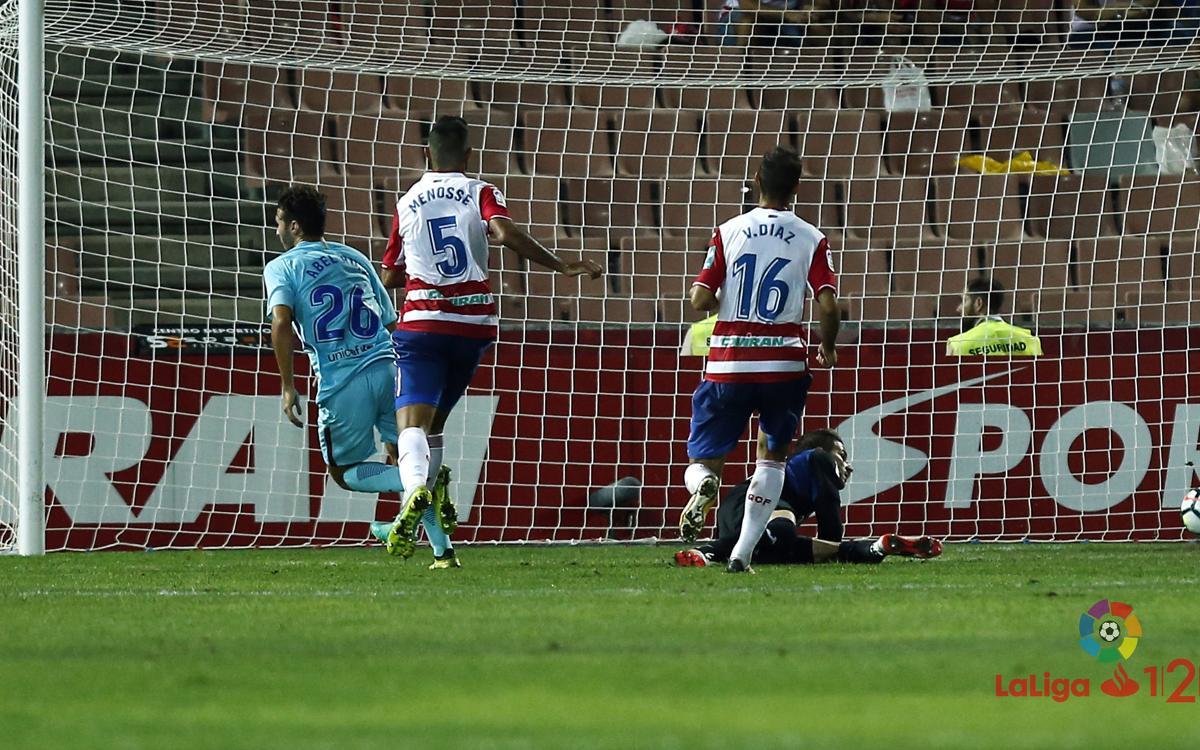 Abel Ruiz y Miranda hacen historia en La Liga 123