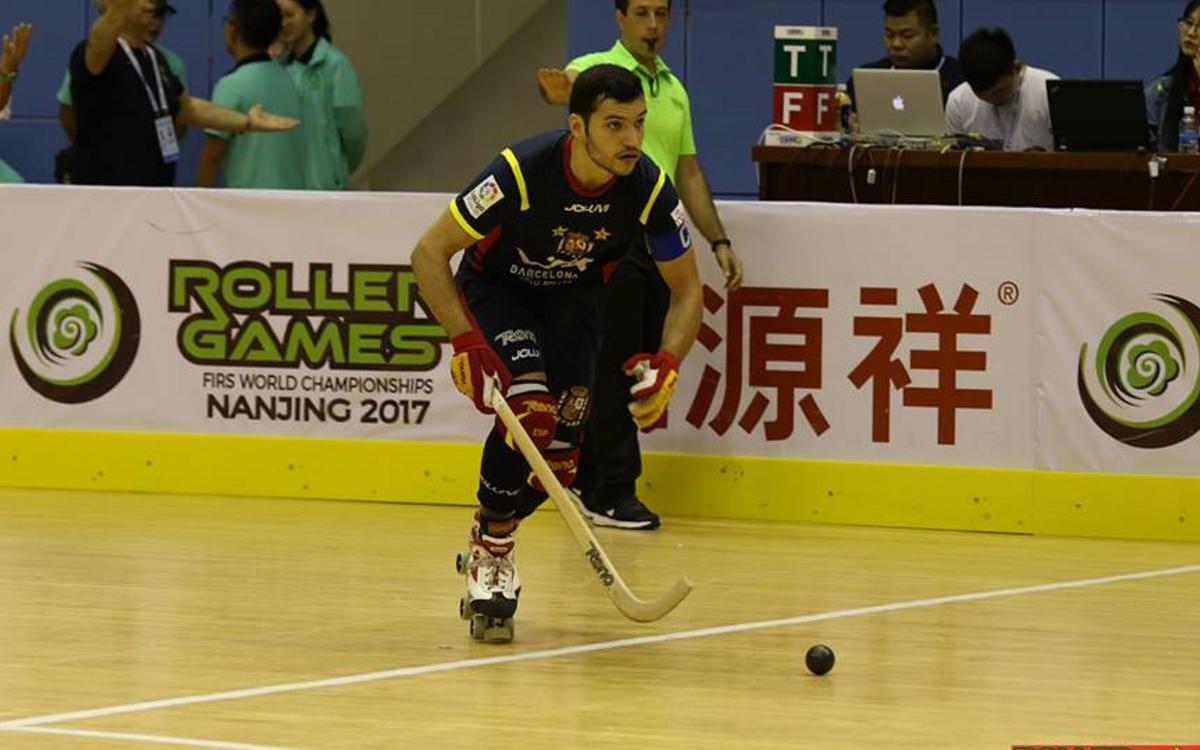 Gols i protagonisme blaugrana a la primera fase del Mundial de Nanjing