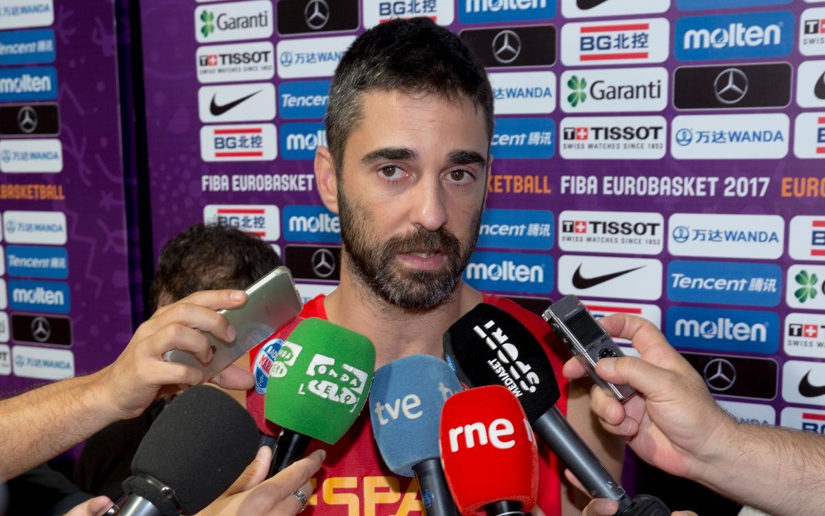 Juan Carlos Navarro anuncia su adiós a la selección española