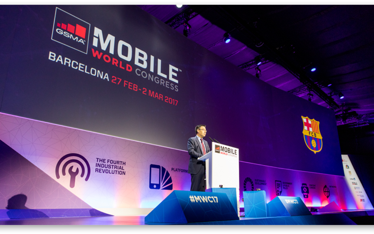 FC Barcelona and GSMA reach agreement to collaborate on innovation and technology projects for the next three years