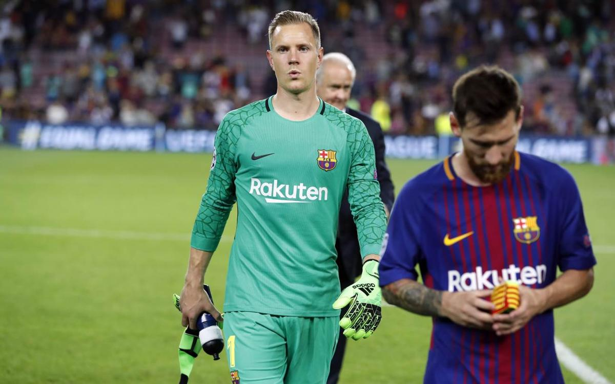 Barça racks up 4th straight shutout