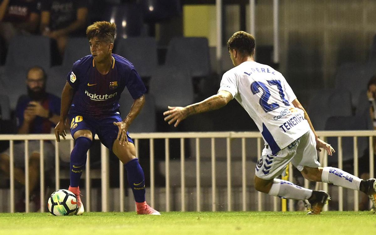 Granada CF – Barça B: Partidazo con muchos alicientes