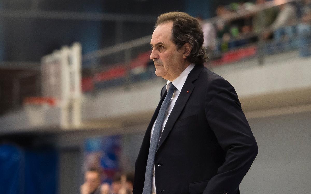 Arranca el Barça Lassa B de baloncesto
