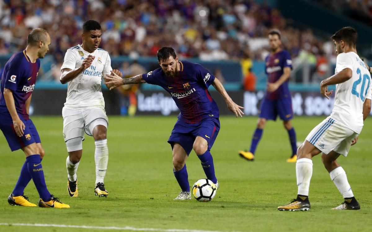 El Clásico, a superb footballing spectacle that guarantees excitement