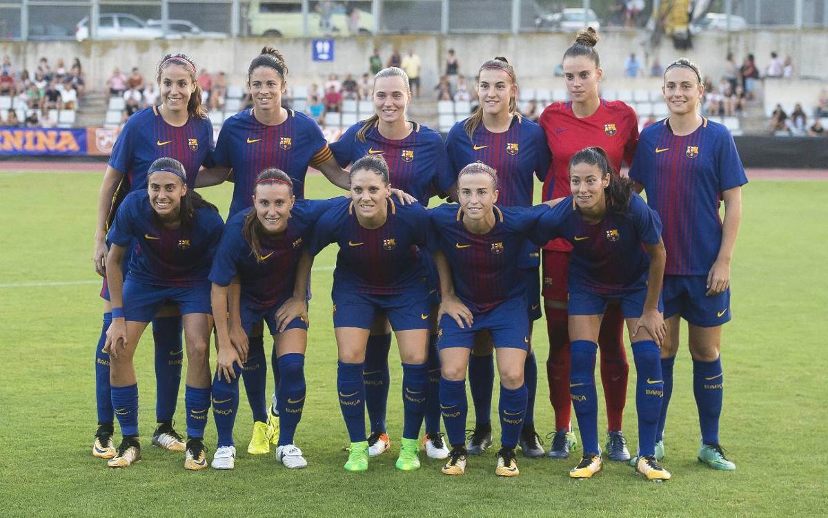 FC Barcelona Femenino - RCD Espanyol (previa): Derbi por una Copa
