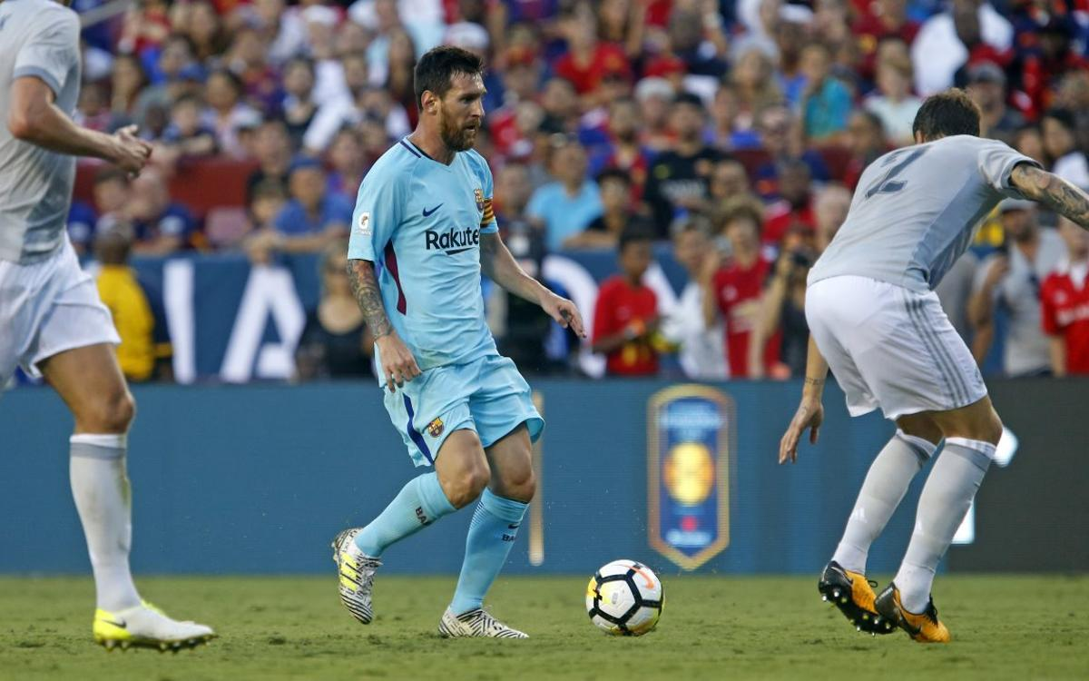 VIDEO: The best of Leo Messi on the US Tour