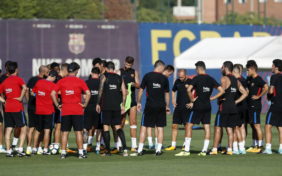 Squad announced for Tarragona trip
