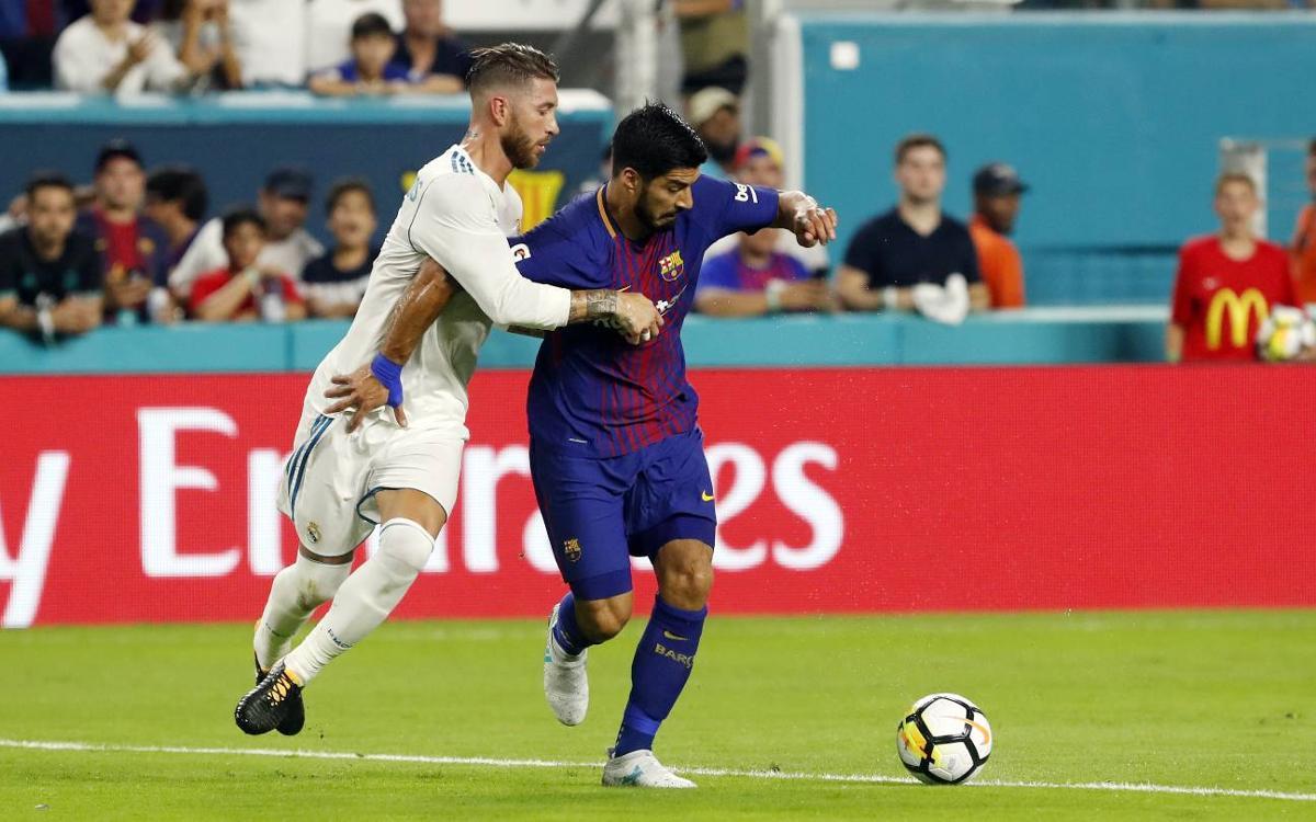 Viu la tornada de la Supercopa d'Espanya amb FCBDesplaçaments