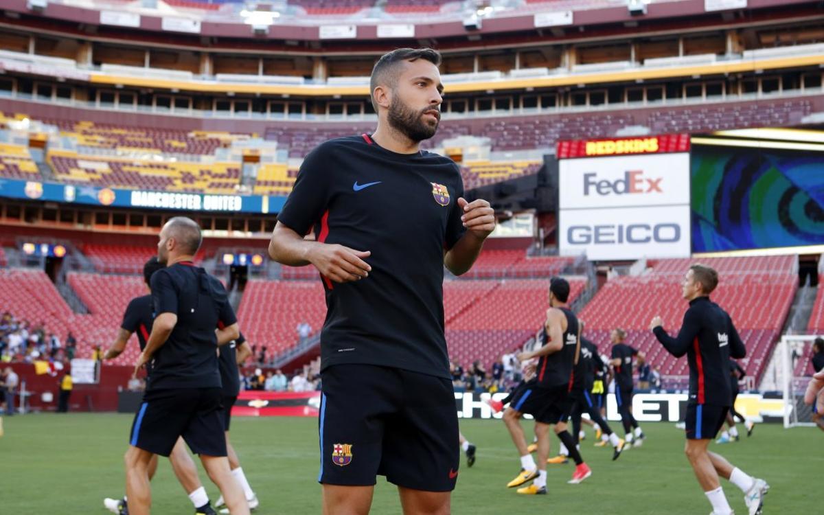 FCバルセロナ−マンチェスターU戦プレビュー:別のビックチーム相手に行うテスト