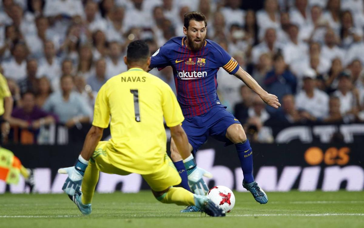 HIGHLIGHTS: Real Madrid vs FC Barcelona