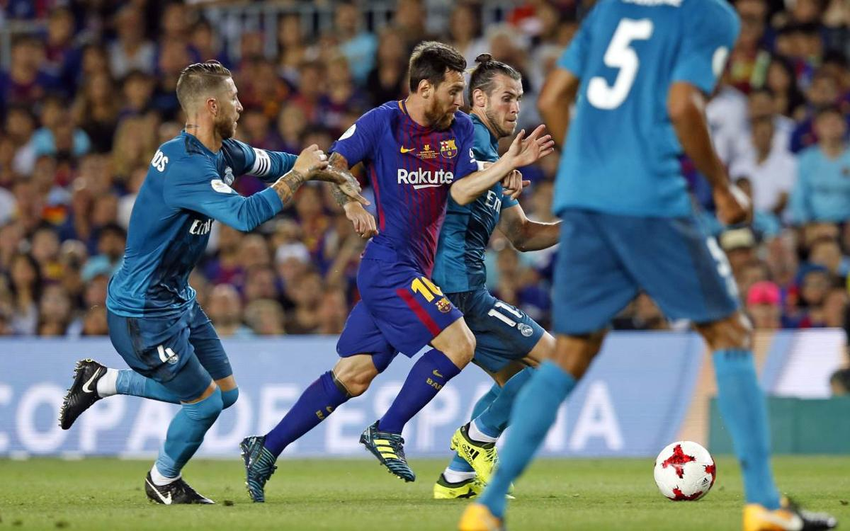 FC Barcelona 1-3 Real Madrid: To be continued...