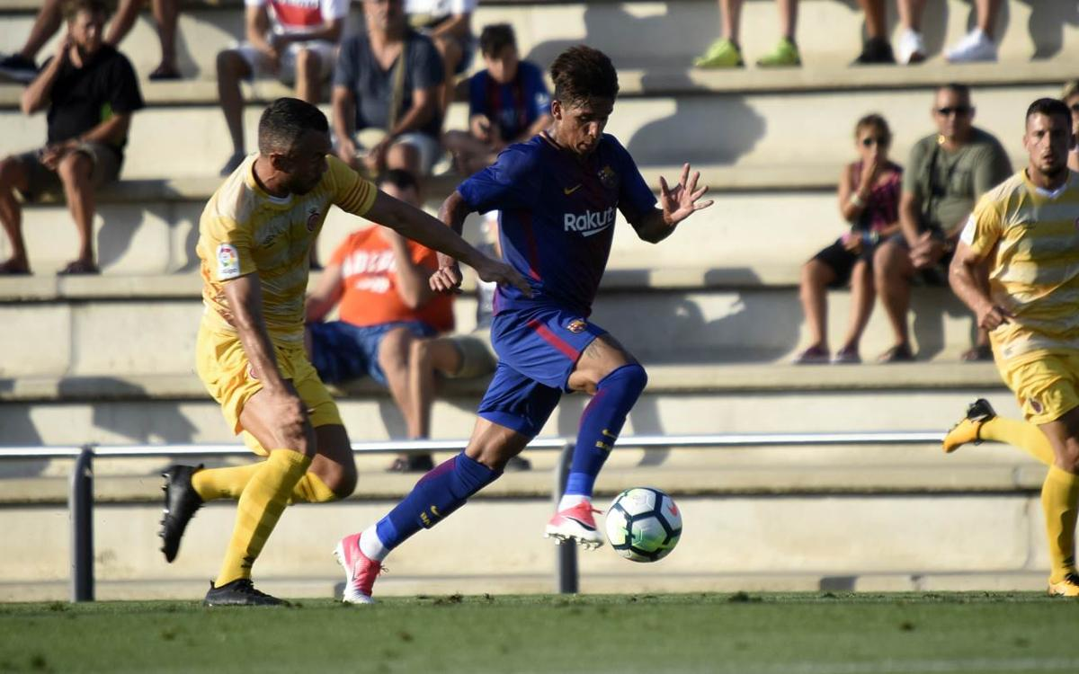 Barça B 2-2 Girona: Youngsters produce polished performance
