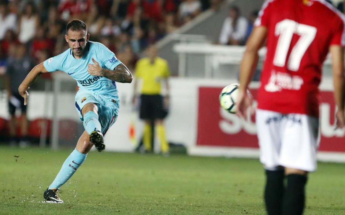Nàstic de Tarragona – FC Barcelona: Empat per continuar agafant ritme (1-1)