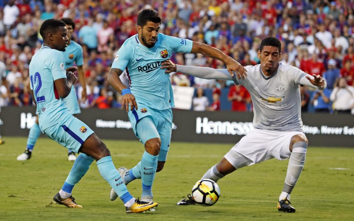 HIGHLIGHTS: FC Barcelona 1-0 Manchester United