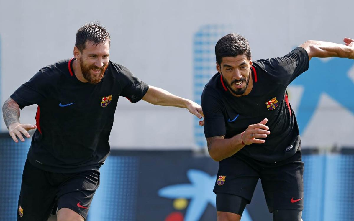 More training for Valverde's squad
