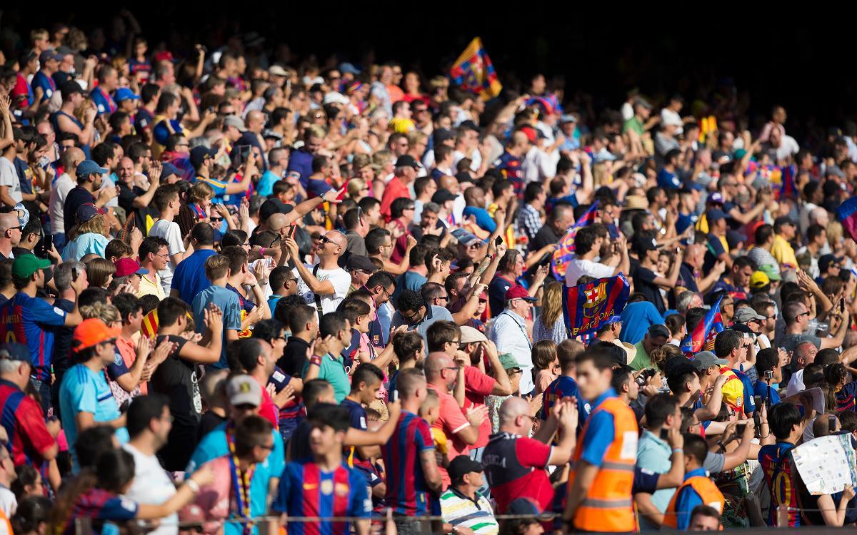 Acord entre el FC Barcelona i TMB per perllongar el servei de metro durant la Supercopa d'Espanya