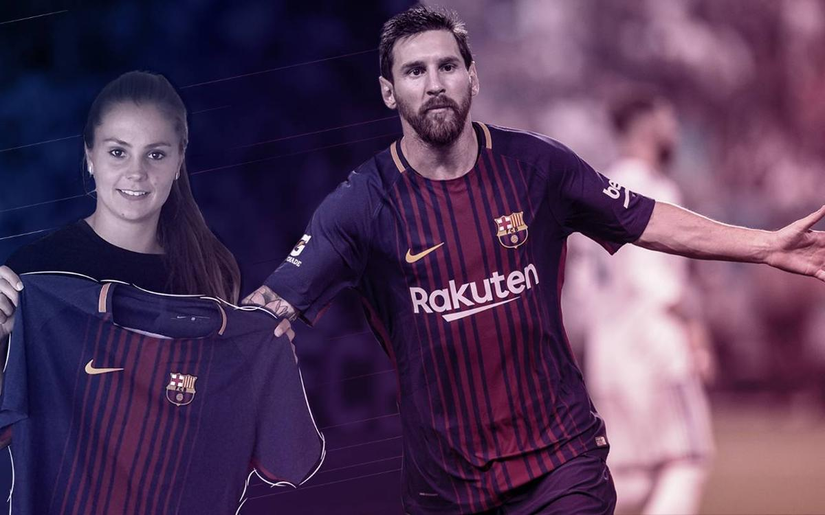Leo Messi y Lieke Martens, finalistas a mejores jugadores del año de la UEFA