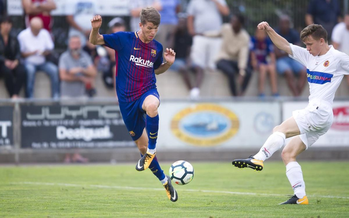 Real Valladolid – Barça B: Comença el repte de La Liga 123