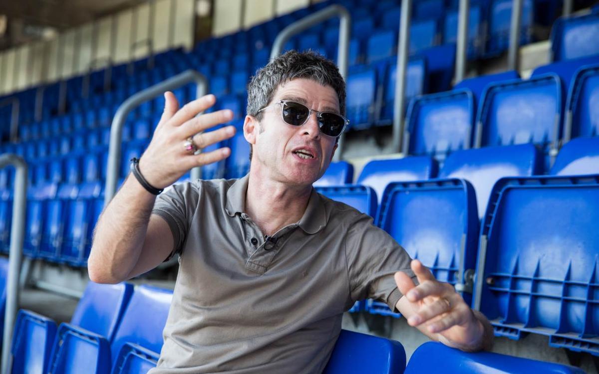 """Noel Gallagher: """"El Camp Nou és un lloc increïble"""""""