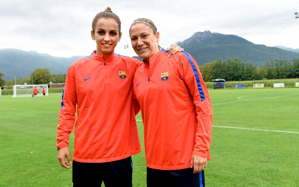 UE Olot – FC Barcelona Femení (prèvia): Tot comença a Olot