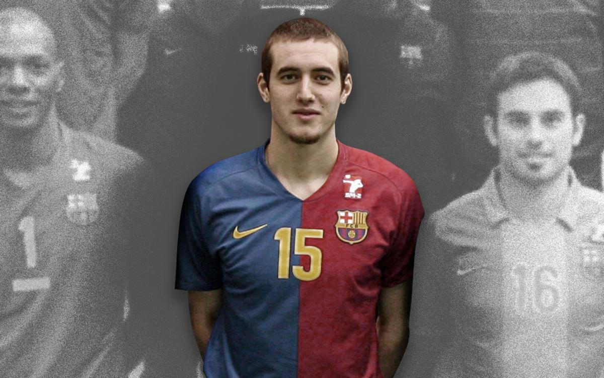 Mor l'exjugador del Barça de voleibol Fausto Altamirano