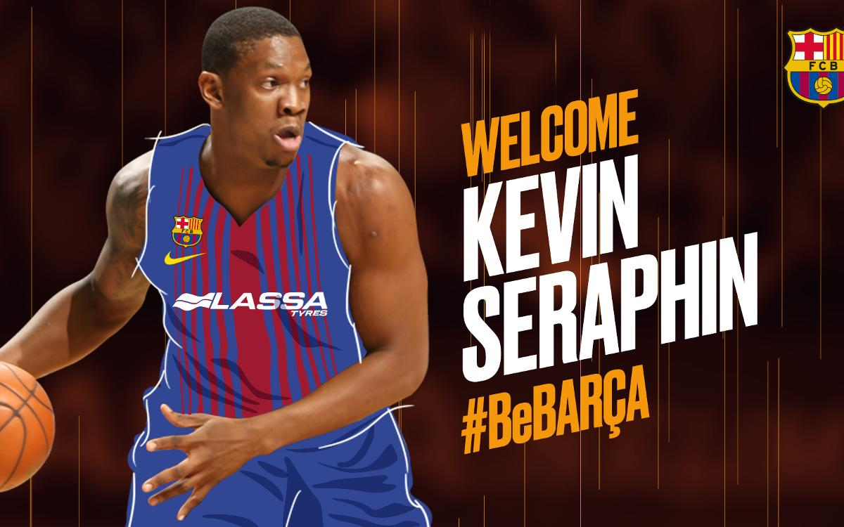 Kevin Séraphin: An imposing and physical center for Barça Lassa