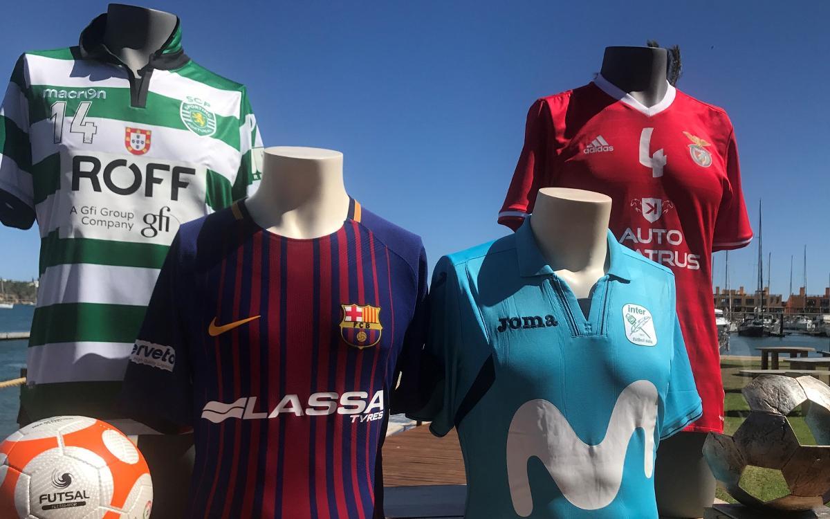 El Barça Lassa ya prepara la II Masters Cup de Portugal