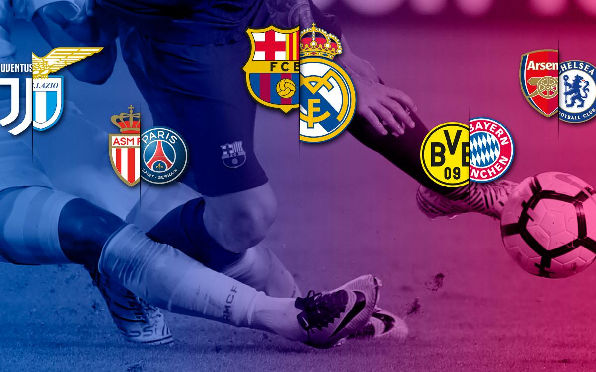Super Cup season in Europe
