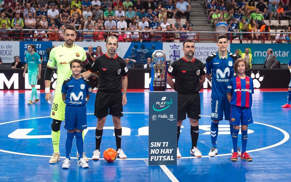 Una lliga en joc a Torrejón