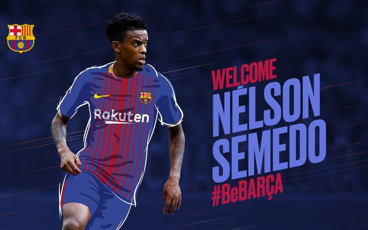 Nélson Semedo, un lateral derecho con una progresión meteórica