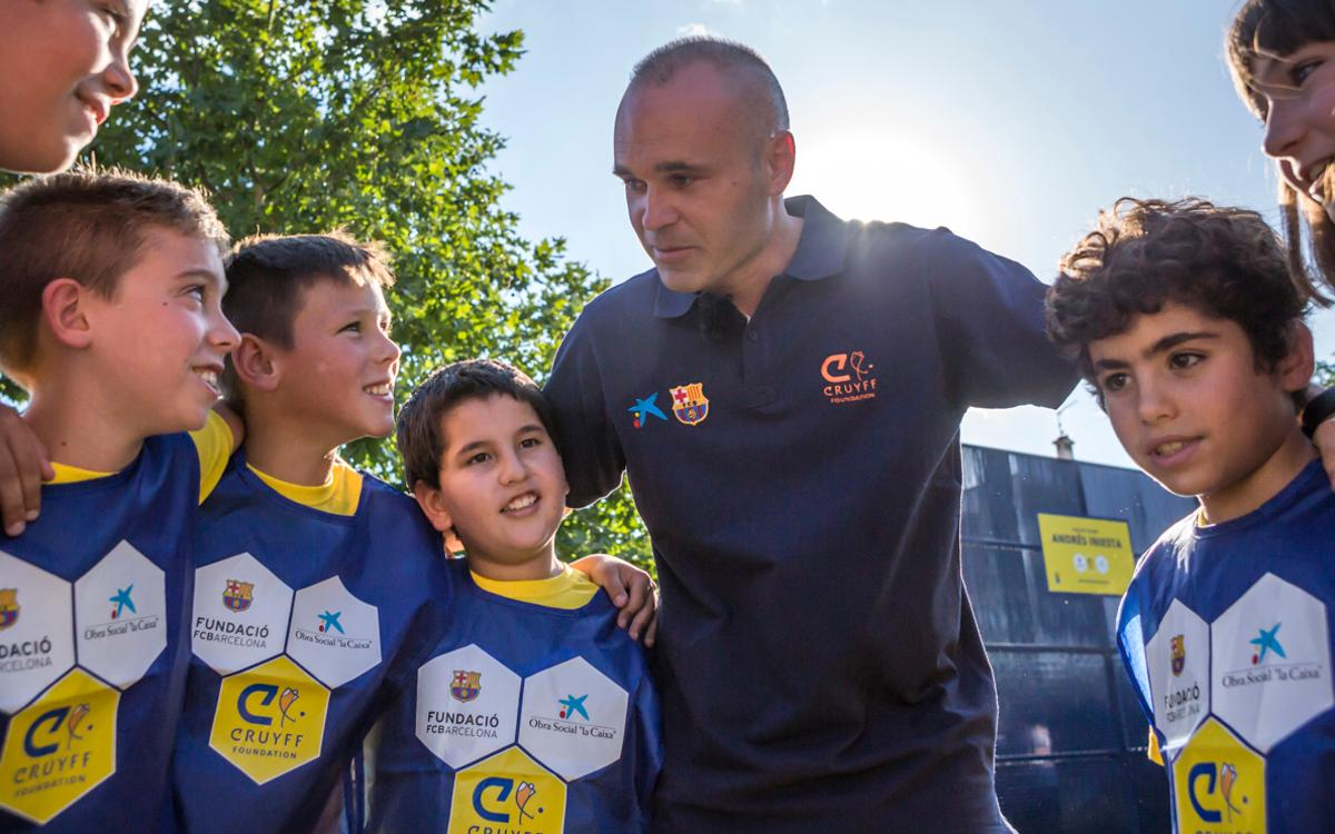 Andres Iniesta: 'There are no minor titles for us'