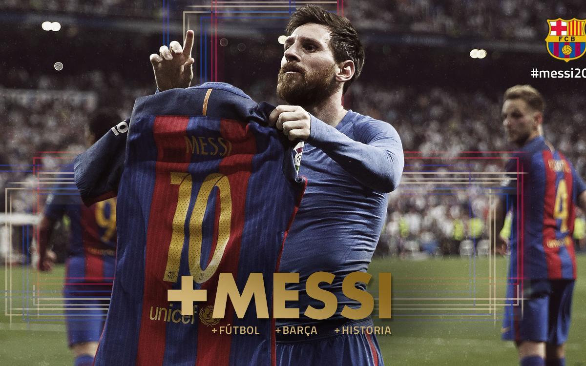 Las mejores exhibiciones de la temporada de Leo Messi