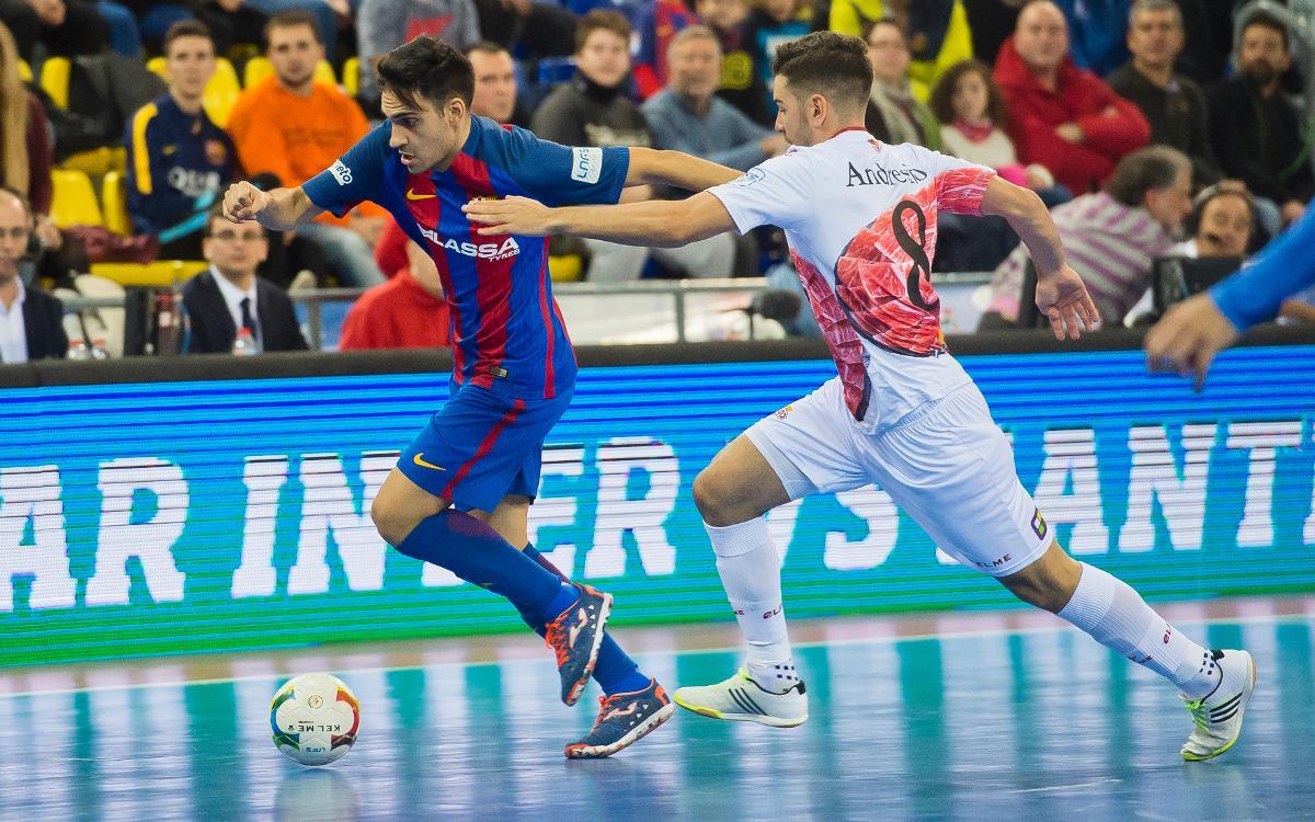 Diego Quintela no continuarà al Barça Lassa